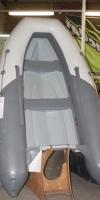Складной РИБ WinBoat 275RF Sprint, комби серый, спецпредложение