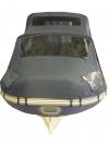 Тент комбинированный (носовой+кабриолет) 430