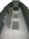 РИБ WinBoat 390R LUXE, надувная моторная лодка