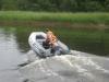 Комплект Winboat 275RF Sprint c U болтом и клапанами избыточного давления