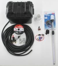 Комплект электрики Круговой огонь 390RL
