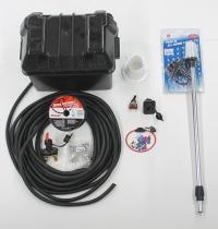 Комплект электрики Круговой огонь 440R