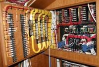Работы по электропроводке