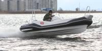 РИБ WinBoat R5, надувная моторная лодка